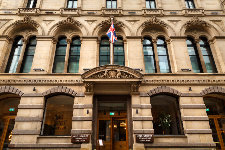 Intechnica Confirm N Brown CIO and former AO IT Group Director, Adam Warne, as the guest speaker at the inaugural Manchester Chairpersons' Dinner. King Street Townhouse